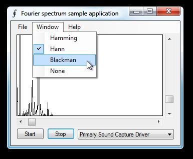 Accord.NET Framework full screenshot